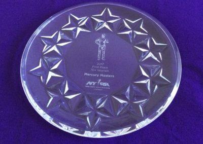 Freddie Award 2017 First Place 70+ Women