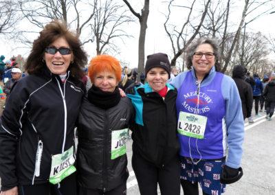 Judith S., Diana, Mary, Elyse