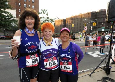 Judith S., Diana, Evelyn